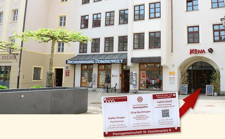 Kassiansplatz Regensburg